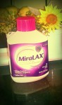 Miralax (polyethylene glycol)