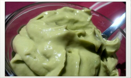 Egg-Free Mayonnaise (Avocado Mayonnaise) | The HSD