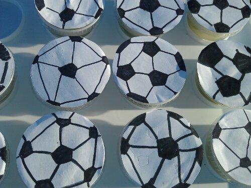 Soccer Ball Snack