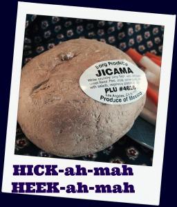 Jicama root Edited