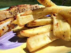 Parsnip fries edited