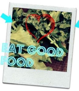 Greens eat good food