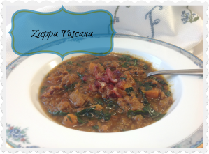 Sopa Toscana