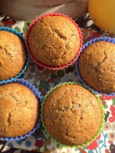 Grain-free gluten-free flax muffins